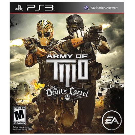 ARMY OF TWO: THE DEVIL'S CARTEL (HASZNÁLT)
