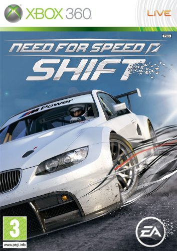 NEED FOR SPEED SHIFT (HASZNÁLT)