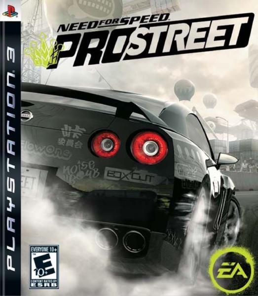 NEED FOR SPEED PRO STREET (HASZNÁLT)