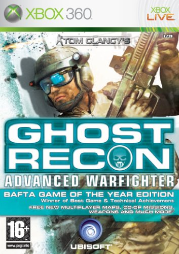 TOM CLANCY'S GHOST RECON ADVANCED WARFIGHTER (HASZNÁLT)