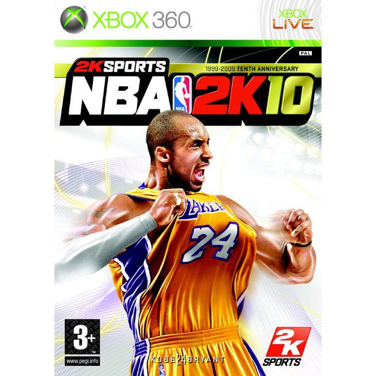 NBA 2K10 (HASZNÁLT)