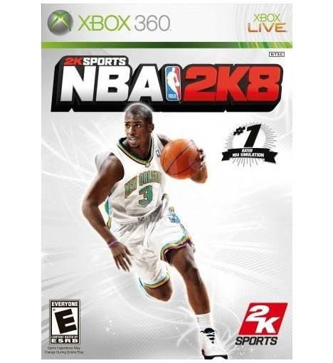 NBA-2K8-HASZNALT