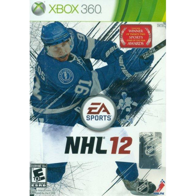 NHL 12 (HASZNÁLT)