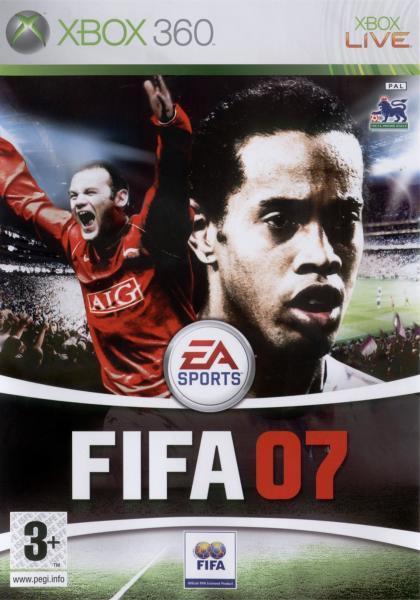 FIFA 07 (HASZNÁLT)