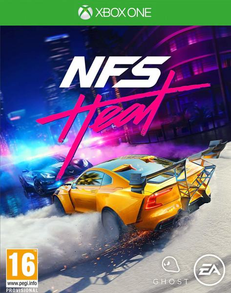 NEED FOR SPEED HEAT (HASZNÁLT)