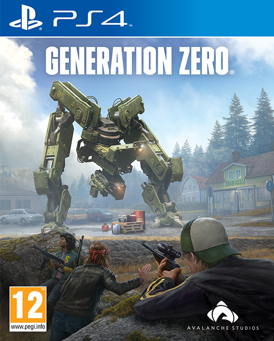 GENERATION-ZERO-HASZNALT