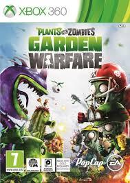 PLANTS VS. ZOMBIES GARDEN WARFARE (HASZNÁLT)