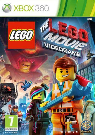 LEGO THE LEGO MOVIE VIDEOGAME (HASZNÁLT)
