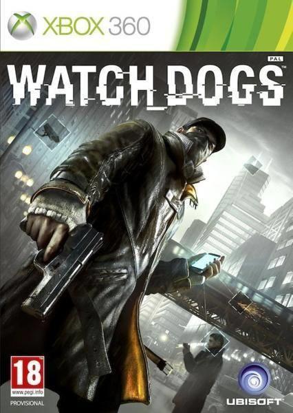 WATCH DOGS (használt)