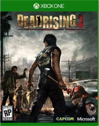 DEAD RISING 3 (használt)