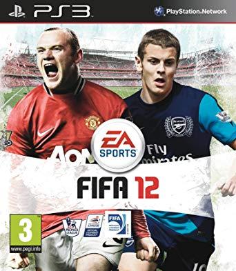 FIFA 12 (HASZNÁLT)