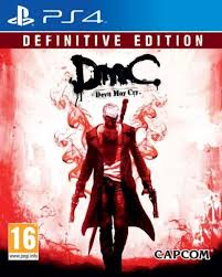 DMC DEVIL MAY CRY DEFINITIVE EDITION (HASZNÁLT)