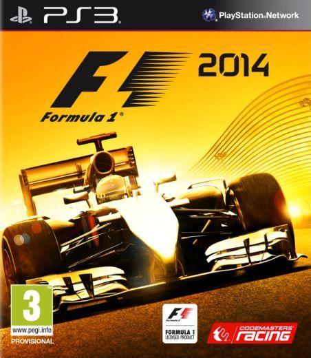 F1 2014 (HASZNÁLT)