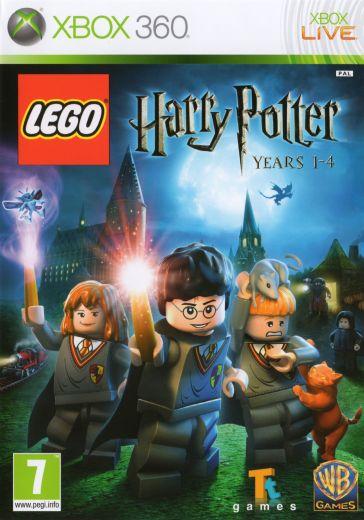 LEGO HARRY POTTER (HASZNÁLT)