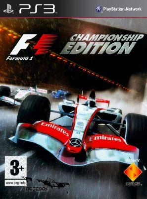 F1 CHAMPIONSHIP EDITION (HASZNÁLT)