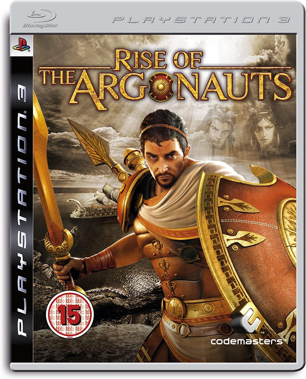 RISE OF THE ARGONAUTS (HASZNÁLT)