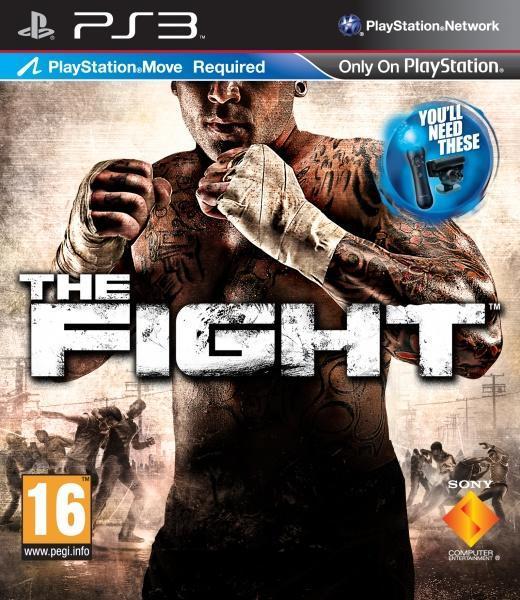 THE FIGHT (HASZNÁLT)