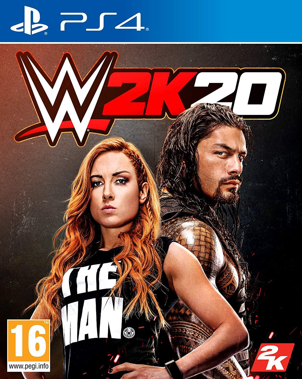 WWE 2K20 (HASZNÁLT)