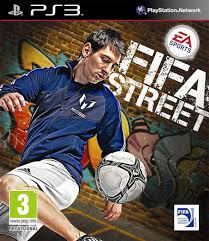 FIFA STREET (HASZNÁLT)