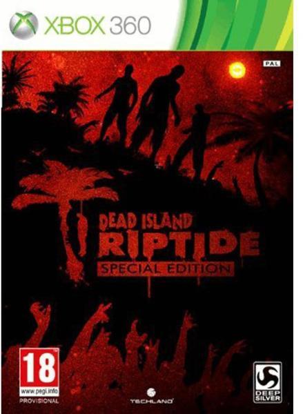 DEAD ISLAND RIPTIDE (HASZNÁLT)