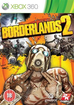 BORDERLANDS 2 (HASZNÁLT)