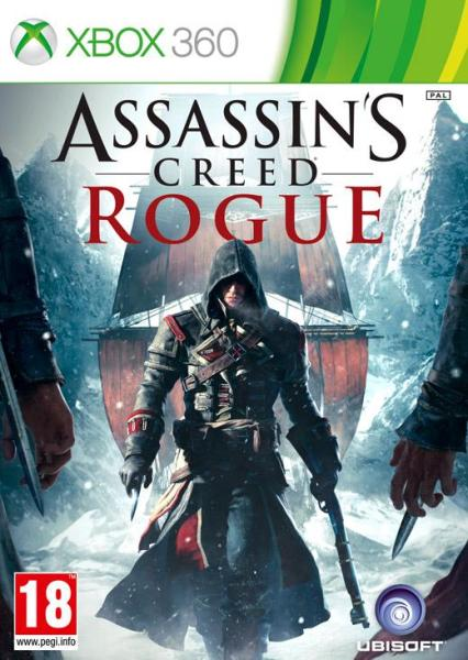 ASSASSIN'S CREED ROGUE (használt)