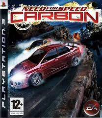 NEED FOR SPEED CARBON (HASZNÁLT)