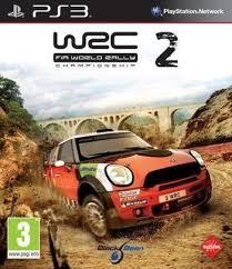 WRC 2 FIA WORLD RALLY CHAMPIONSHIP (HASZNÁLT)