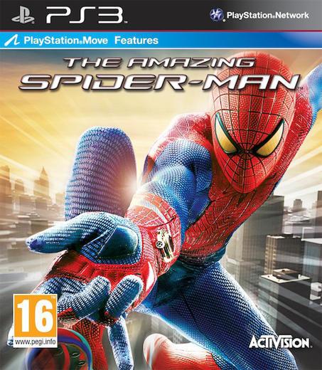 THE AMAZING SPIDER-MAN (HASZNÁLT)