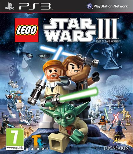 LEGO STAR WARS THE CLONE WARS (HASZNÁLT)