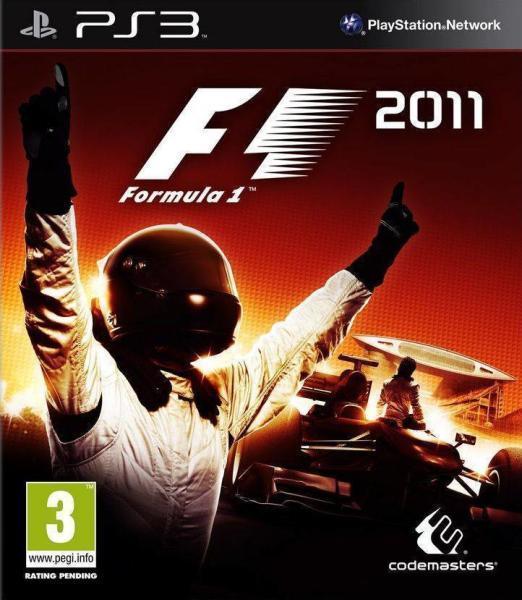 F1 2011 (HASZNÁLT)