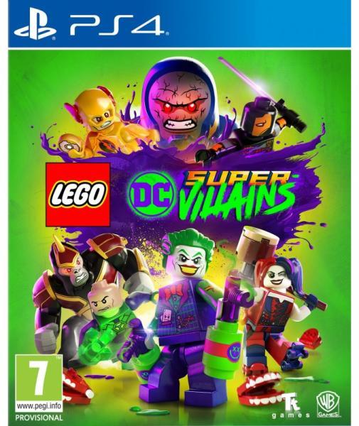 LEGO DC SUPER - VILLAINS (HASZNÁLT)