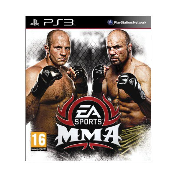 EA SPORTS MMA (HASZNÁLT)