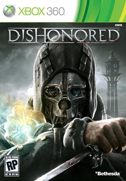 DISHONORED (HASZNÁLT)