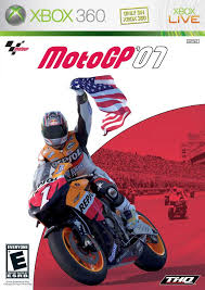 MOTO GP 07 (HASZNÁLT)
