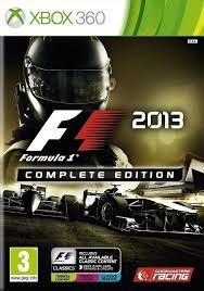 F1 2013 COMPLETE EDITION (HASZNÁLT)