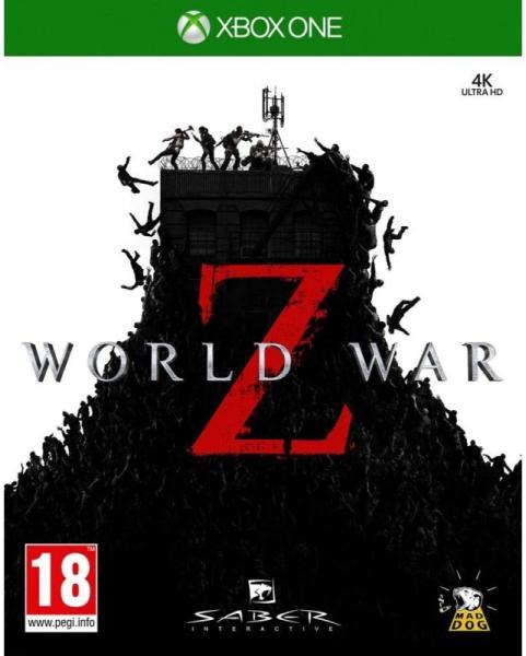 WORLD WAR Z (HASZNÁLT)