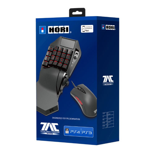 HORI-TACTICAL-ASSAULT-COMMANDER-PRO-M2-HASZNALT