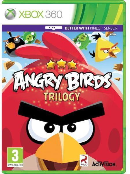 ANGRY BIRDS TRILOGY (HASZNÁLT)
