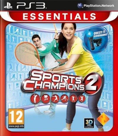 SPORTS CHAMPIONS 2 (használt)