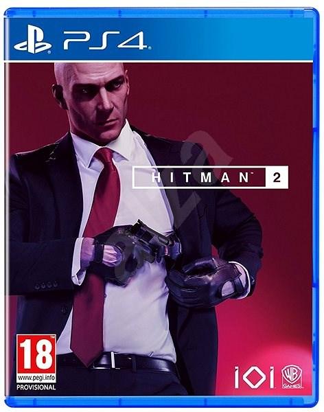 HITMAN 2 (HASZNÁLT)