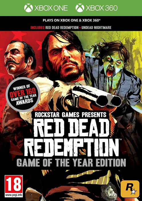 RED DEAD REDEMPTION Game OF THE YEAR EDITION (HASZNÁLT)