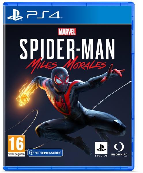SPIDER-MAN MILES MORALES (HASZNÁLT)