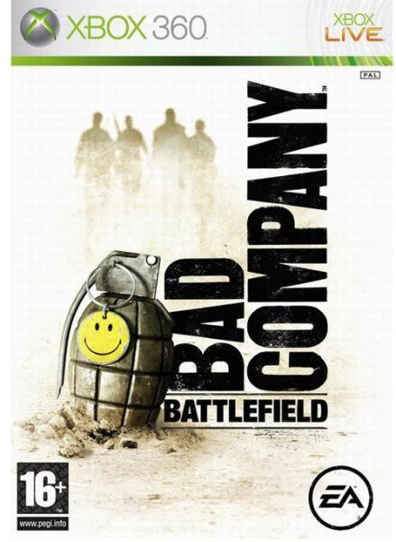 BATTLEFIELD bAD COMPANY (HASZNÁLT)
