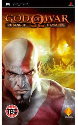 god of war: chains of olympus (pSP, HASZNÁLT)
