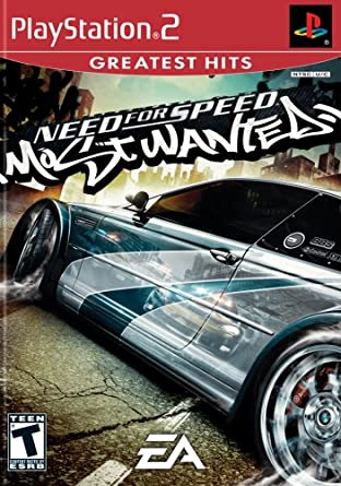 NEED FOR SPEED MOST WANTED (PS2, HASZNÁLT)