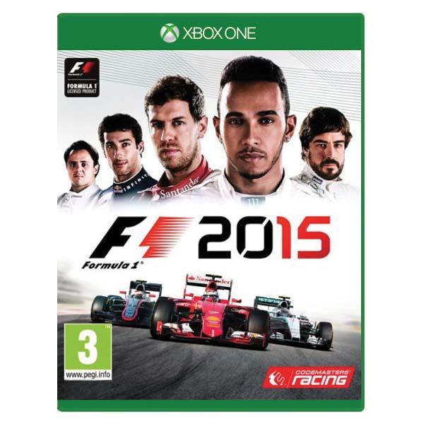 F1 2015 (HASZNÁLT)