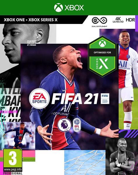 FIFA 21 (HASZNÁLT)