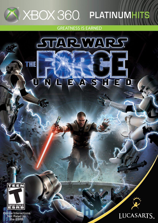 STAR WARS: THE FORCE UNLEASHED (HASZNÁLT)