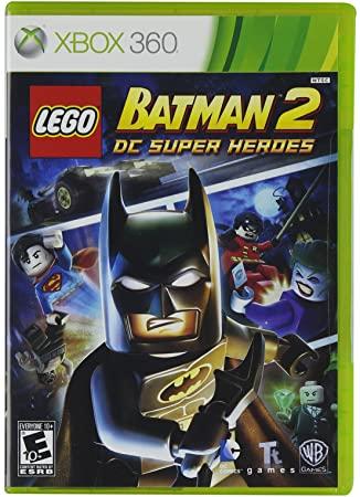 LEGO BATMAN 2 DC SUPER HEROES (HASZNÁLT)
